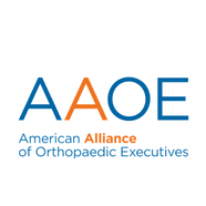 American Alliance of Orthopaedic Executives Logo